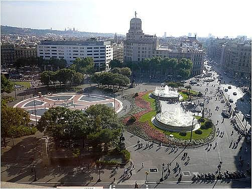 Oficina en alquiler en calle Plaça Catalunya, Eixample dreta en Barcelona - 219891233