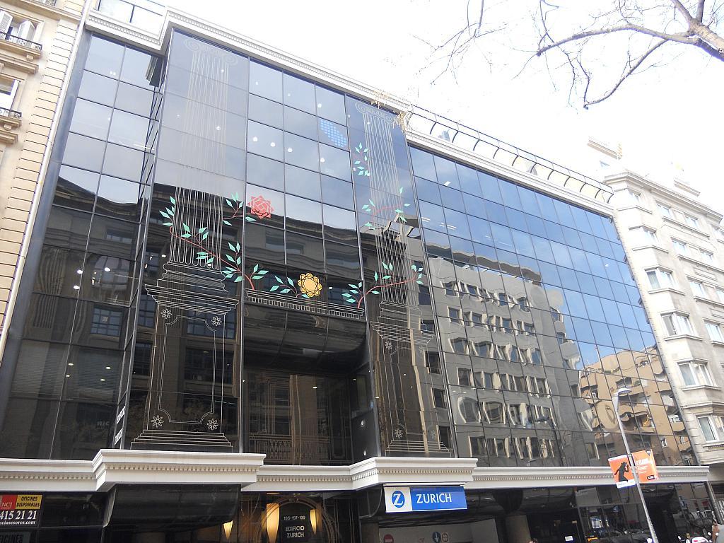 Oficina en alquiler en calle Aribau, Sant Gervasi – Galvany en Barcelona - 220796739