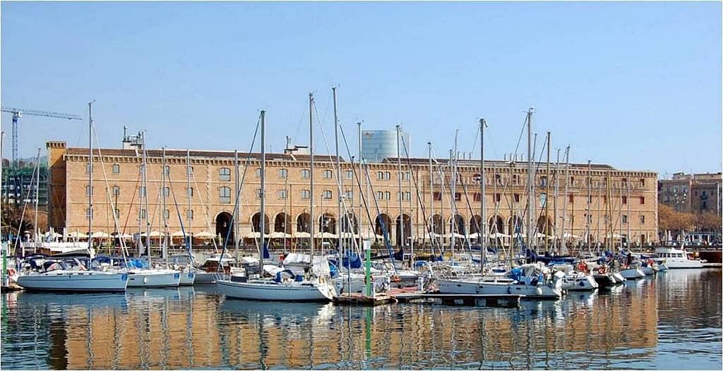 Oficina en alquiler en plaza Pau Vila, La Barceloneta en Barcelona - 220797130
