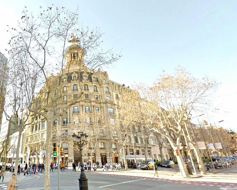 Oficina en alquiler en paseo De Gracia, Eixample dreta en Barcelona - 247274588
