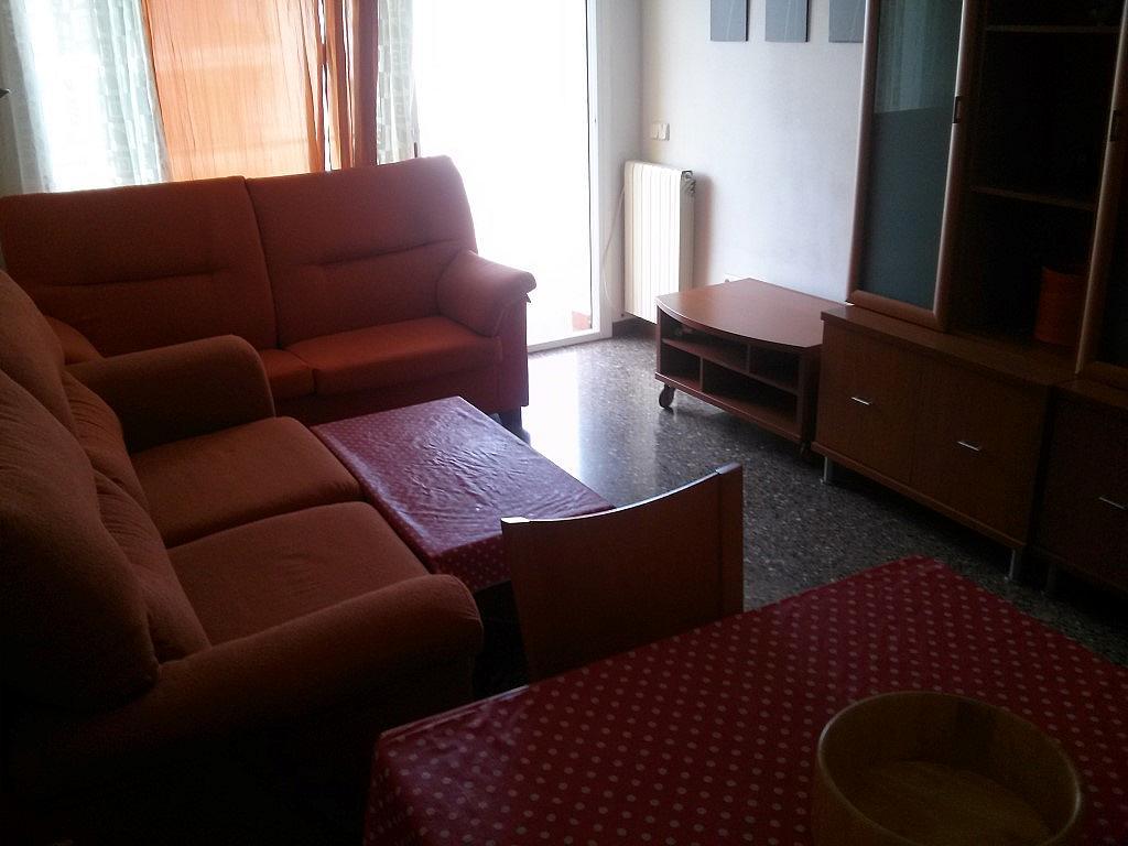 Salón - Piso en alquiler en calle Barcelona Pza Sardana, Malgrat de Mar - 141717967