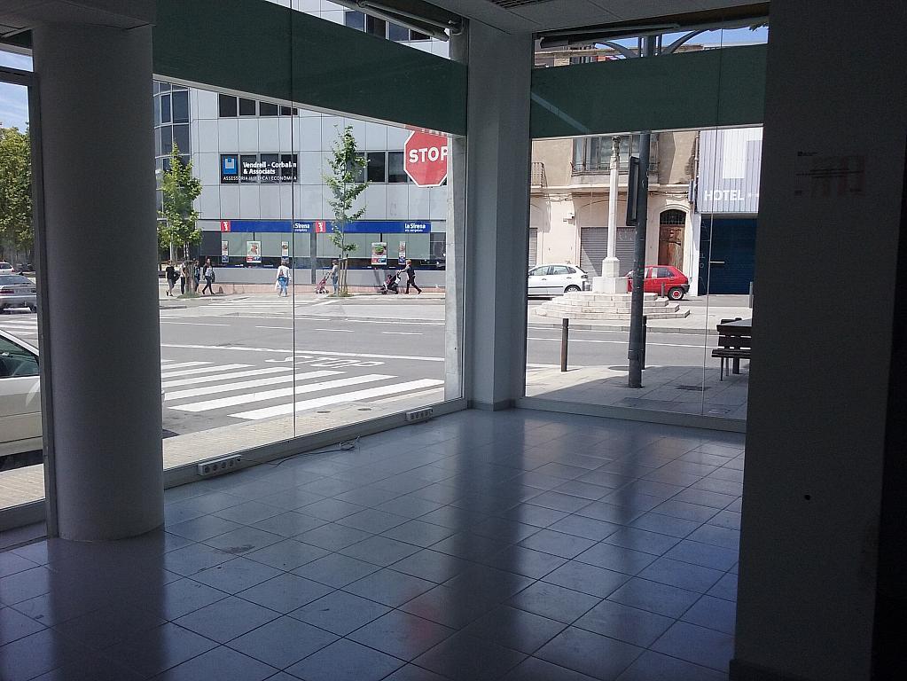 Local comercial en alquiler en calle Montblanc, Poble nou en Vilafranca del Penedès - 287738785