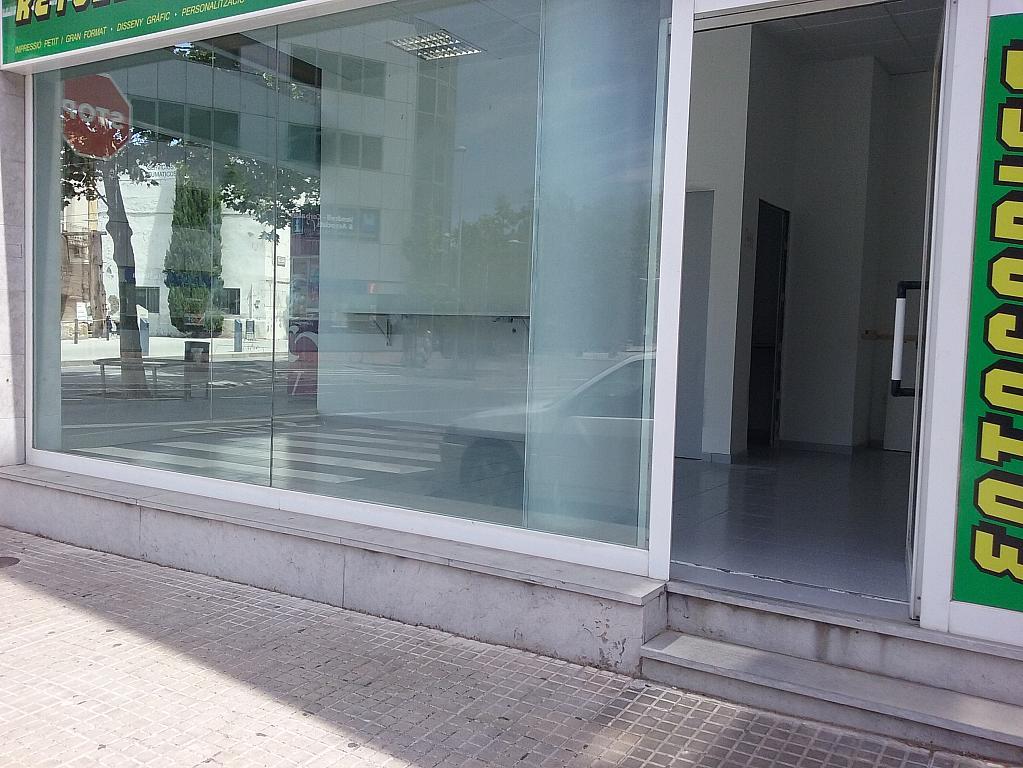 Local comercial en alquiler en calle Montblanc, Poble nou en Vilafranca del Penedès - 287739081