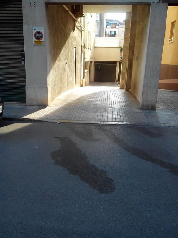 Parking en alquiler en calle Montblanc, Vilafranca del Penedès - 280265473