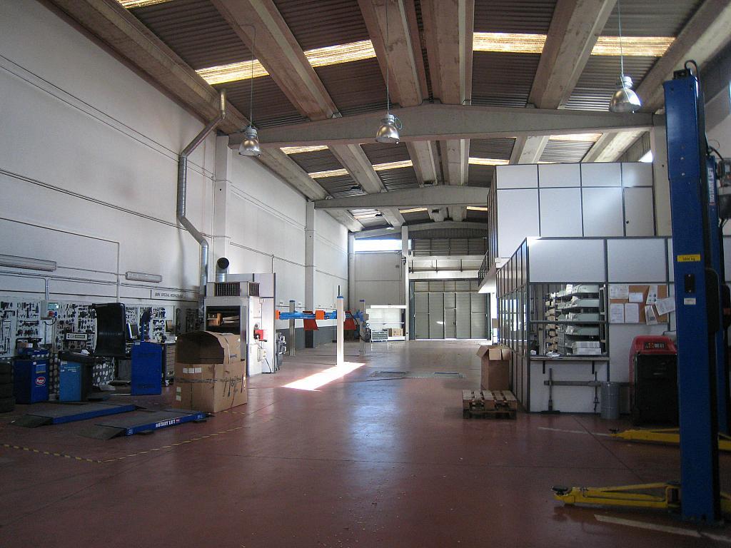 Nave industrial en alquiler en calle Clot de Moja, Pol. industrial domenys ii en Vilafranca del Penedès - 194330775