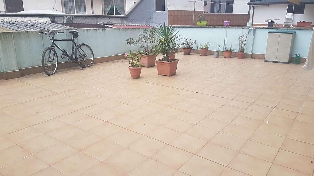Terraza - Piso en alquiler en Centro en Errenteria - 327406061