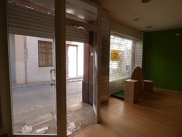 Vistas - Local comercial en alquiler en calle Local En Benaguacil, Benaguasil - 266423420