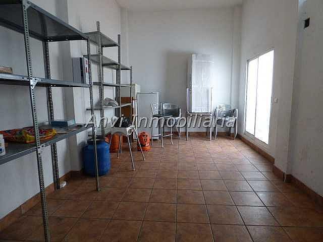 Patio trasero - Restaurante en alquiler en calle Cerca de Vicari Camarena, Pobla de Vallbona (la) - 303862222