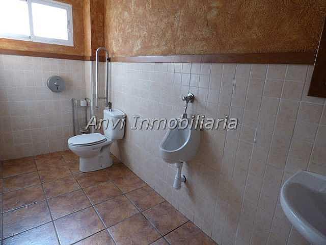 Baño - Restaurante en alquiler en calle Cerca de Vicari Camarena, Pobla de Vallbona (la) - 303862225