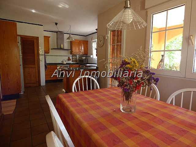 Cocina - Chalet en alquiler en calle Montealegre, Montealegre en Eliana (l´) - 315296304