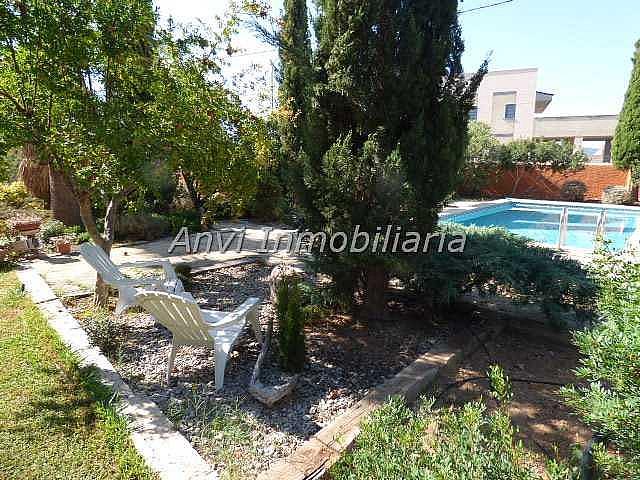 Piscina - Chalet en alquiler en calle Montealegre, Montealegre en Eliana (l´) - 315296416
