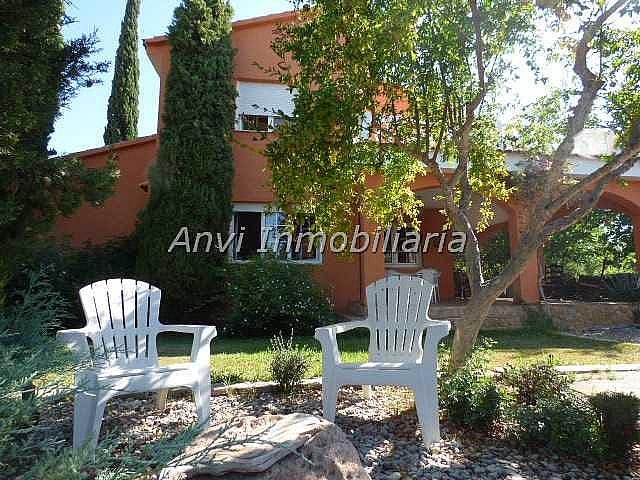 Chalet en alquiler en calle Montealegre, Montealegre en Eliana (l´) - 315296422