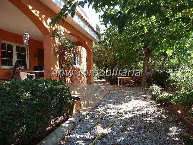 Chalet en alquiler en calle Montealegre, Montealegre en Eliana (l´) - 315296423