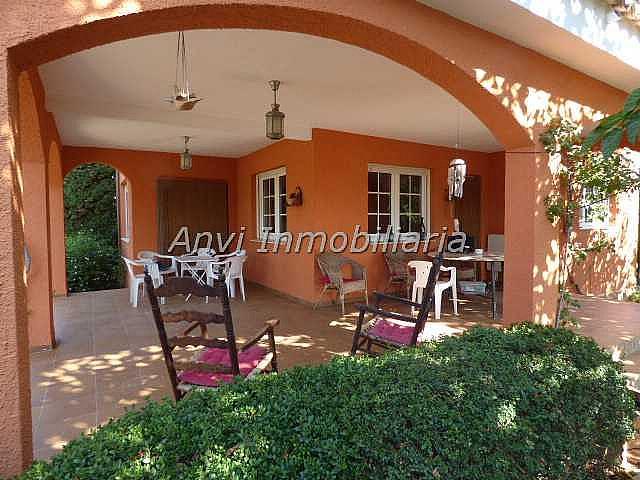 Chalet en alquiler en calle Montealegre, Montealegre en Eliana (l´) - 315296425