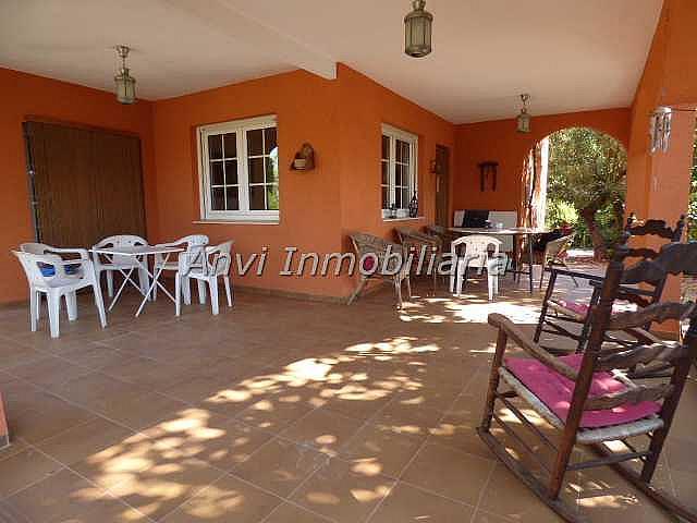 Chalet en alquiler en calle Montealegre, Montealegre en Eliana (l´) - 315296427