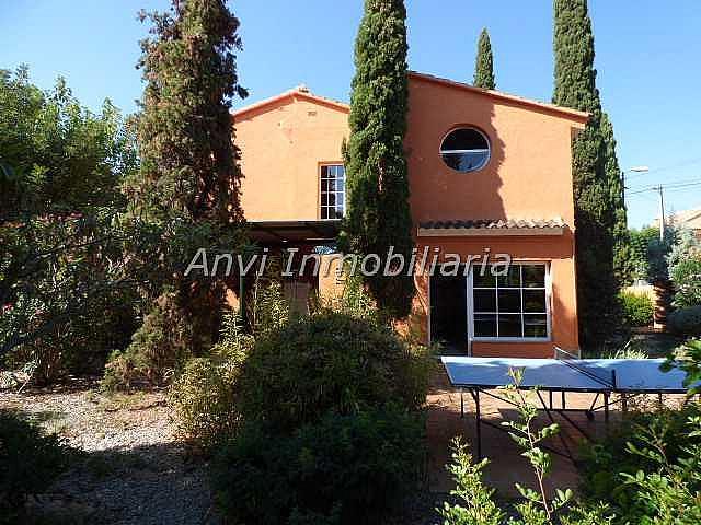 Chalet en alquiler en calle Montealegre, Montealegre en Eliana (l´) - 315296430