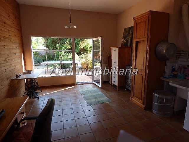 Chalet en alquiler en calle Montealegre, Montealegre en Eliana (l´) - 315296436