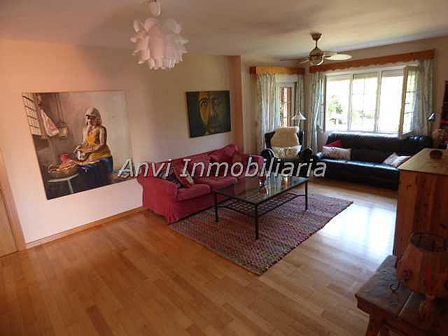 Salón - Chalet en alquiler en calle Montealegre, Montealegre en Eliana (l´) - 315296442