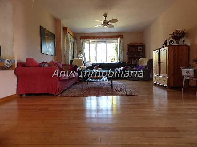 Salón - Chalet en alquiler en calle Montealegre, Montealegre en Eliana (l´) - 315296444
