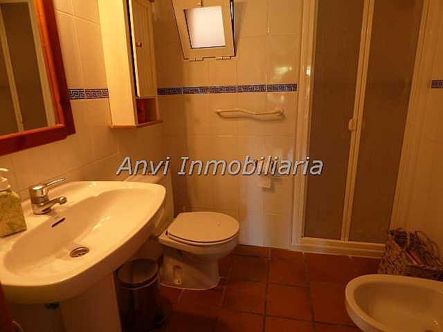 Baño - Chalet en alquiler en calle Montealegre, Montealegre en Eliana (l´) - 315296453