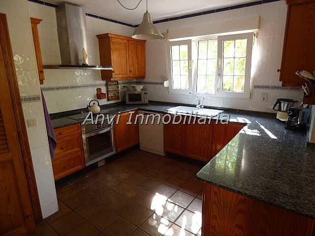 Chalet en alquiler en calle Montealegre, Montealegre en Eliana (l´) - 315296463