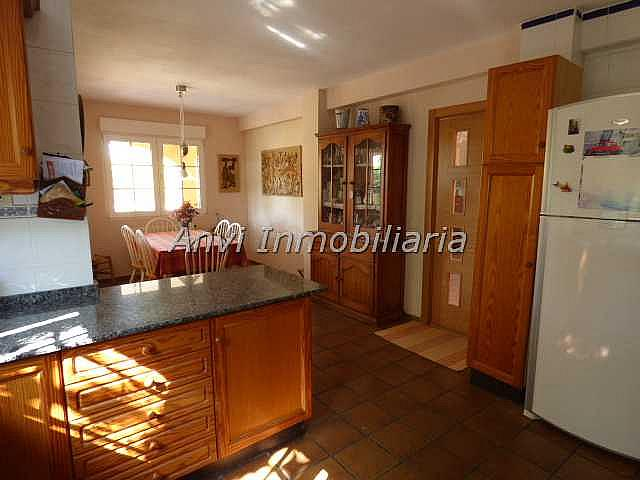 Cocina - Chalet en alquiler en calle Montealegre, Montealegre en Eliana (l´) - 315296466