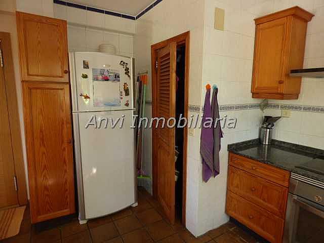 Cocina - Chalet en alquiler en calle Montealegre, Montealegre en Eliana (l´) - 315296469