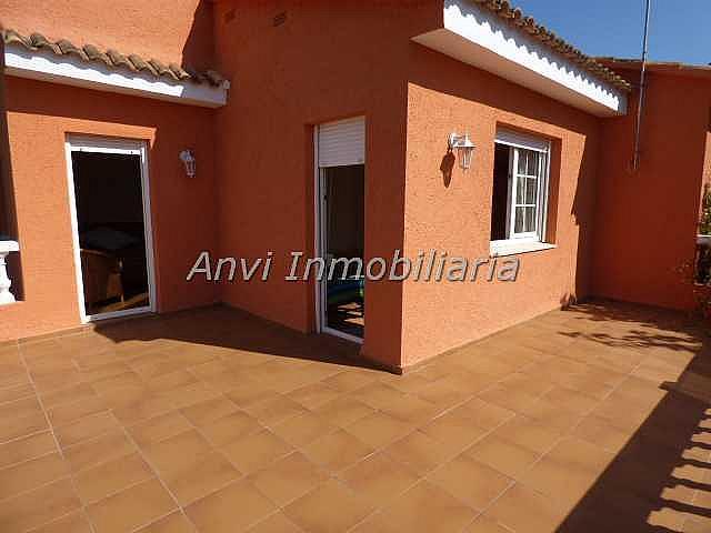Terraza - Chalet en alquiler en calle Montealegre, Montealegre en Eliana (l´) - 315296489