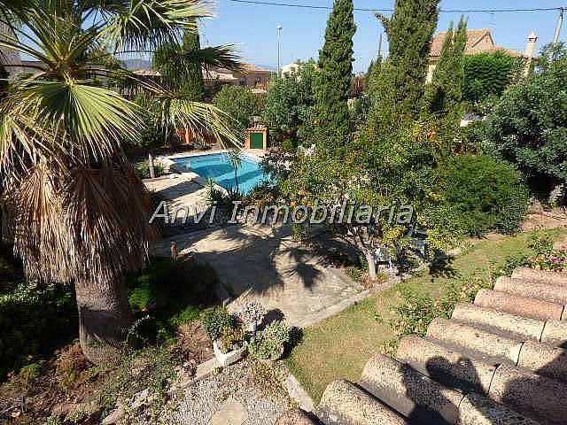 Chalet en alquiler en calle Montealegre, Montealegre en Eliana (l´) - 315296492