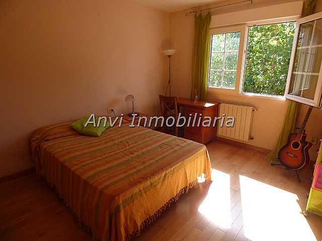 Dormitorio - Chalet en alquiler en calle Montealegre, Montealegre en Eliana (l´) - 315296496