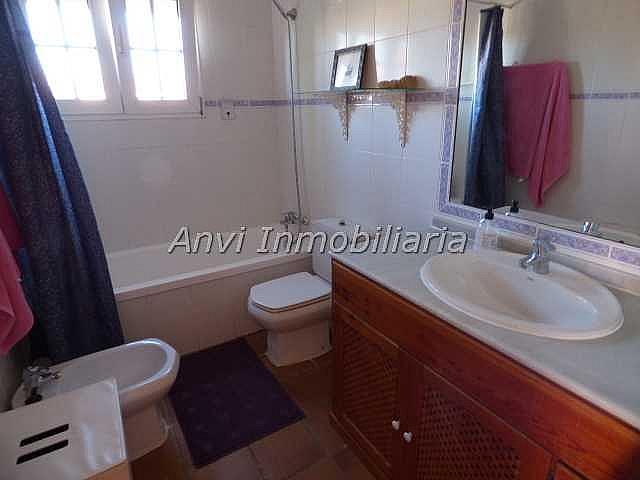 Baño - Chalet en alquiler en calle Montealegre, Montealegre en Eliana (l´) - 315296499