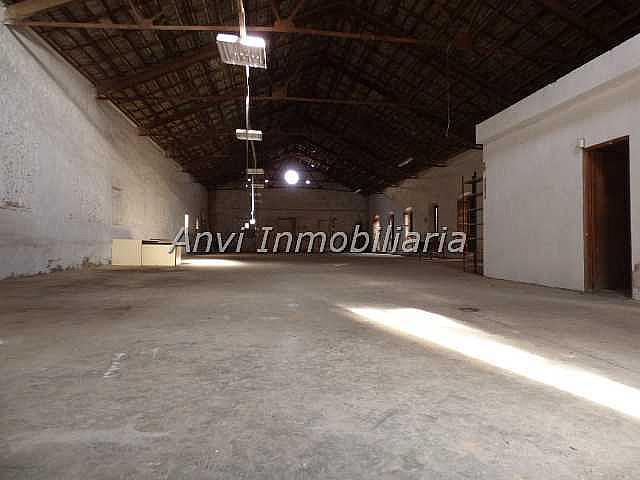 Nave industrial en alquiler en calle Nave Dentro de la Poblacion, Benaguasil - 316732484
