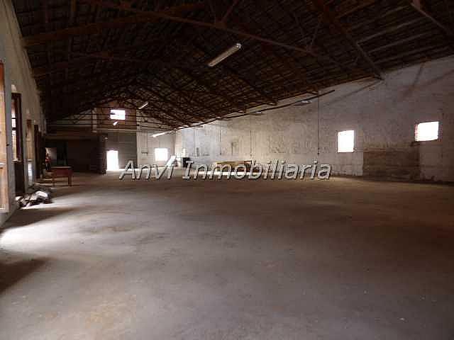 Nave industrial en alquiler en calle Nave Dentro de la Poblacion, Benaguasil - 316732491