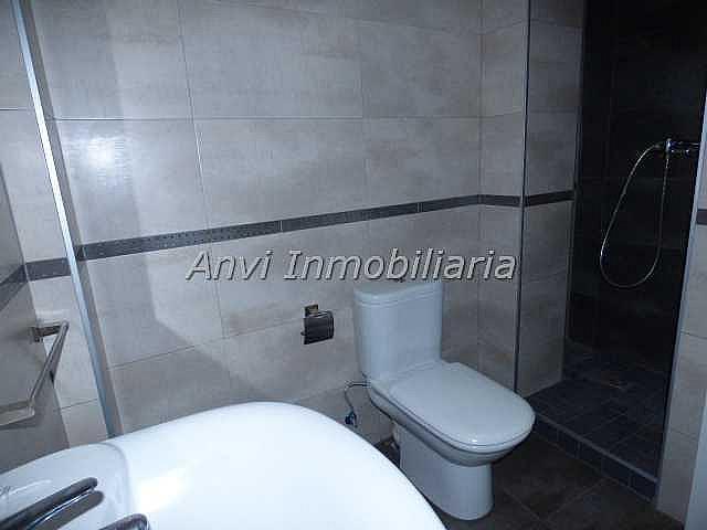 Baño - Local comercial en alquiler en calle Centro, Benaguasil - 327572081