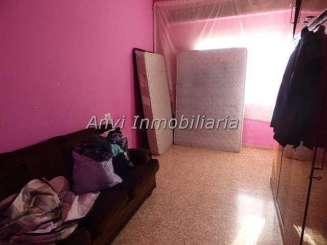 Dormitorio - Piso en alquiler en calle Con Vistas Al Castillo, Benisanó - 327641577
