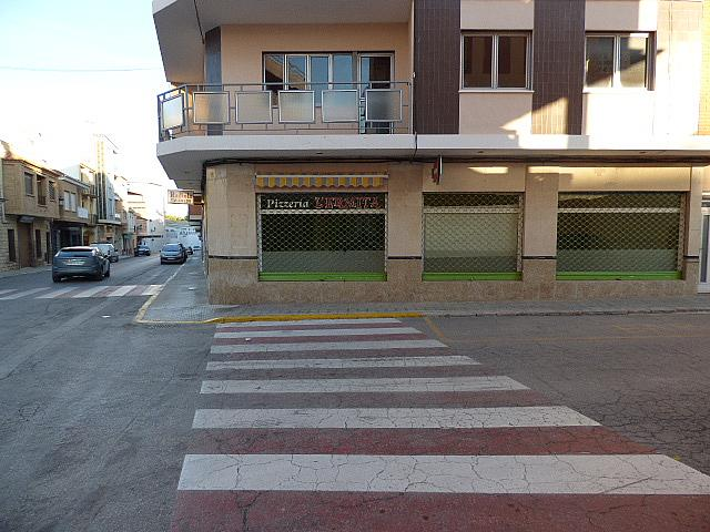 Local comercial en alquiler en calle De Montiel, Benaguasil - 222855547