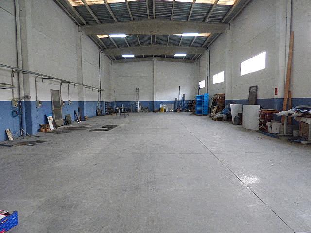 Nave industrial en alquiler en calle Nave Esquinera, Benaguasil - 241793413