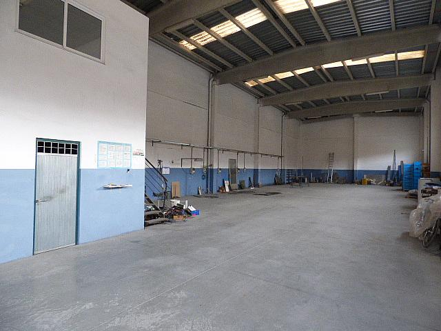 Nave industrial en alquiler en calle Nave Esquinera, Benaguasil - 241793507