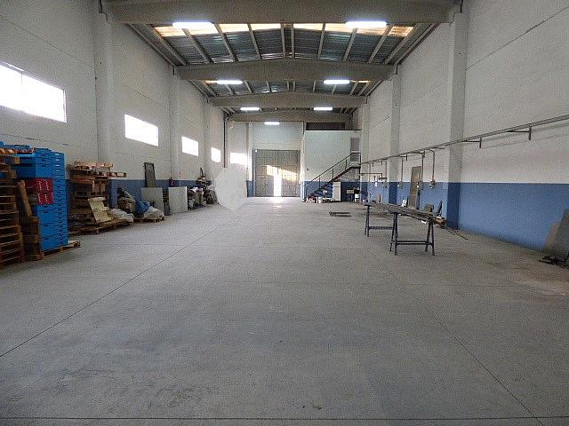 Nave industrial en alquiler en calle Nave Esquinera, Benaguasil - 241793513