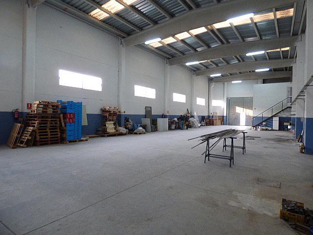 Nave industrial en alquiler en calle Nave Esquinera, Benaguasil - 241793517
