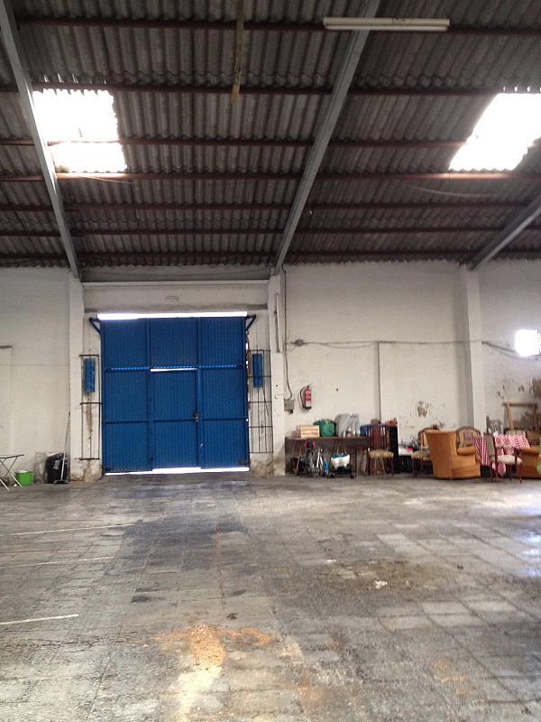 Nave industrial en alquiler en calle Cerro del Andevalo, Barrio de Jose Antonio en Huelva - 240632757