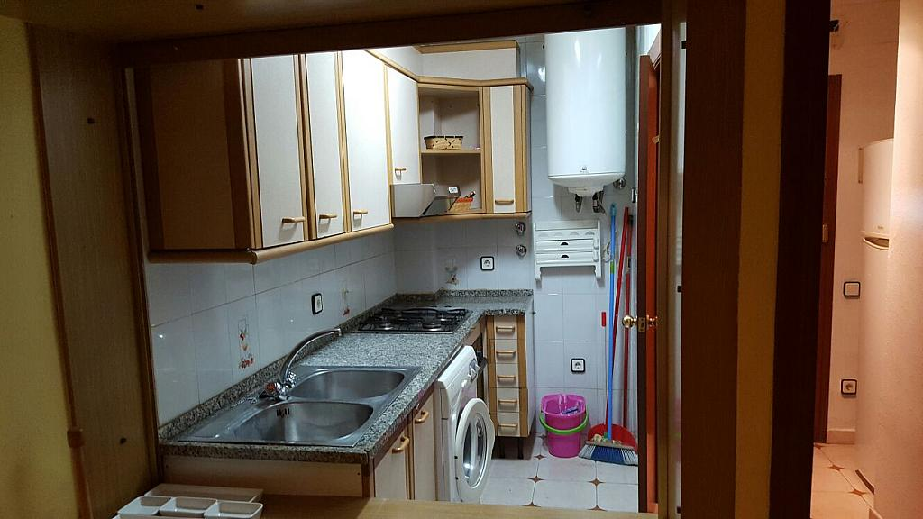 Piso en alquiler en calle Narcis Monturiol, Pineda de Mar - 335738850