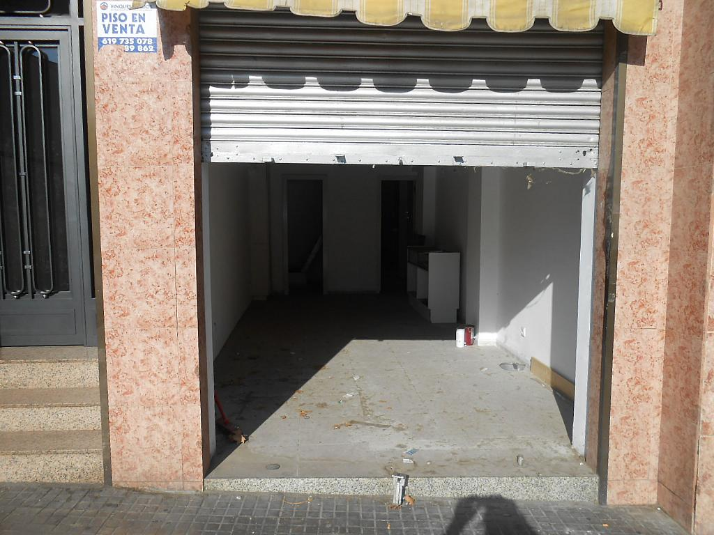 Local en alquiler en carretera Santa Coloma, Llefià en Badalona - 321677560