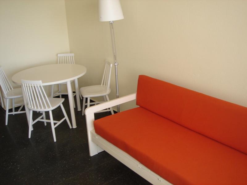 Salón - Apartamento en alquiler en calle Nicolas Estevanez, Puerto-Canteras en Palmas de Gran Canaria(Las) - 68472193