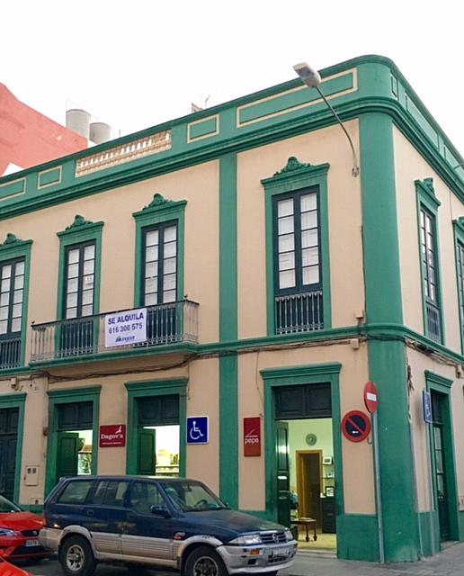 Oficina en alquiler en calle Perojo, Vegueta en Palmas de Gran Canaria(Las) - 240400560