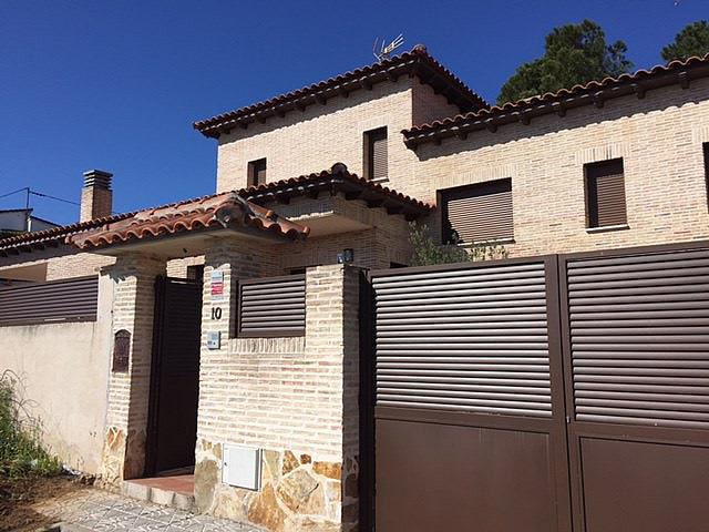 Chalet en alquiler en calle Martires, Álamo (El) - 249353071