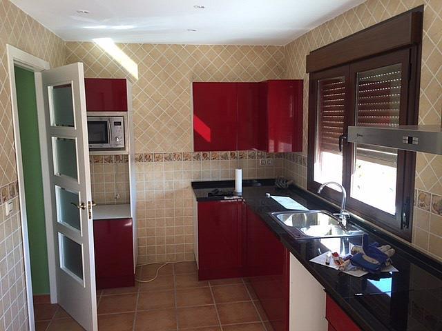 Chalet en alquiler en calle Martires, Álamo (El) - 249353092
