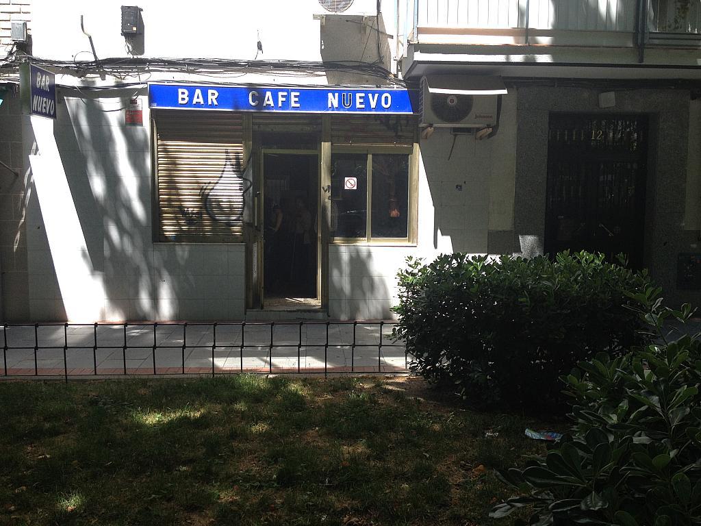 Fachada - Bar en alquiler en calle Cantarranas, Centro-Casco Antiguo en Alcorcón - 194606180