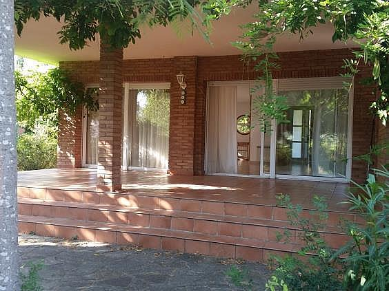 Chalet en alquiler en Urbanitzacions Llevant en Tarragona - 317500464
