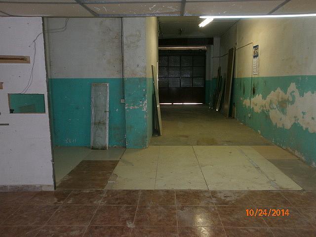Planta baja - Local en alquiler en calle Bonavista, Montcada Centre en Montcada i Reixac - 159560462